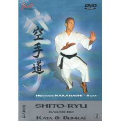 DVD Shito Ryu Kata, Hidetoshi Nakahashi, VOL.2