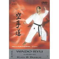 DVD Wado Ryu KATA & BUNKAI, Hiroji Fukazawa, VOL.1