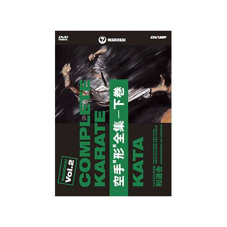 Complete karate Kata Wado-Kai vol.2