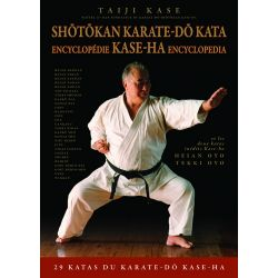 Book SHOTOKAN KARATE-DO KATA Encyclopedia Kase-ha, KASE, Taiji, English and French