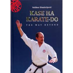 Libro KASE HA KARATE-DO, The Way Beyond, Velibor Dimitrijevic, inglés.