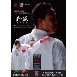 Karategi Shureido, modello WAZA- WKF APPROVED Taglie