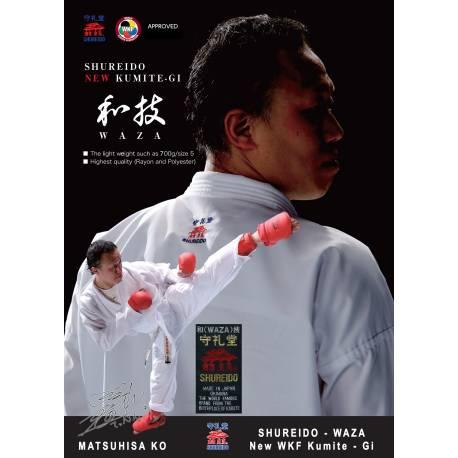 Shureido Waza Gi, DKV/WKF-Zertifizierung (WKF APPROVED)