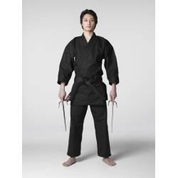 Karategui Shureido de cor preta
