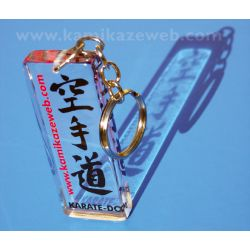 "Porte-clefs Kamikaze ""KARATE-DO"""