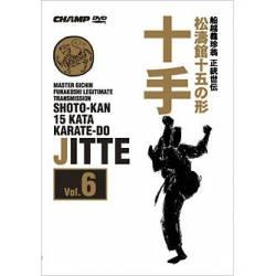 JKA Kata Shotokan DVD6 : Jitte