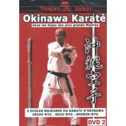 DVD Okinawa Karate Uechi ryu, Goju ryu, Shorin ryu, Volume 2