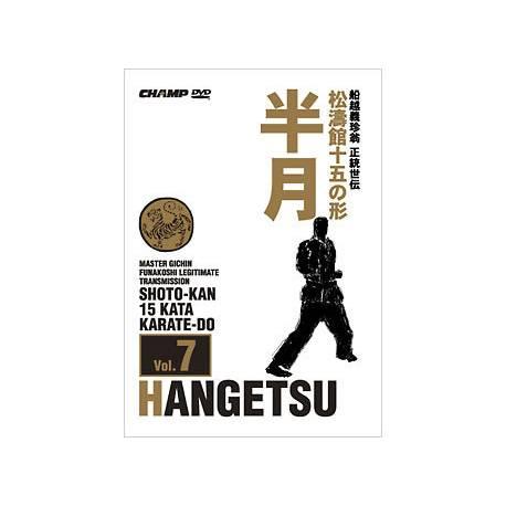 JKA Kata Shotokan DVD7 : Hangetsu
