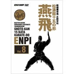 JKA Kata Shotokan DVD8 : Empi