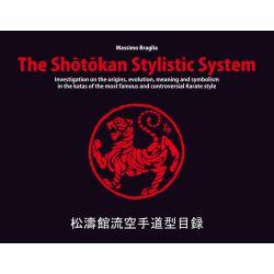 Livro The Shotokan Stylistic System, Massimo Braglia, inglês