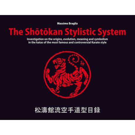 Book The Shotokan Stylistic System, Massimo Braglia, English