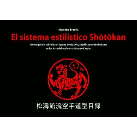Libro El sistema estilístico Shotokan, Massimo Braglia, español