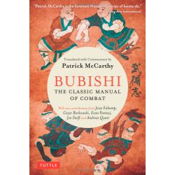 Book BUBISHI: THE CLASSIC MANUAL OF COMBAT, McCARTHY, english