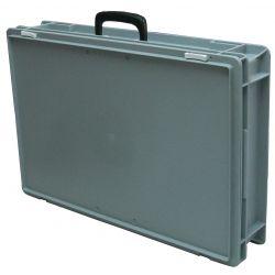 Maletín para guardar y transportar el tablero visualizador electrónico de puntuaciones para competiciones de Karate
