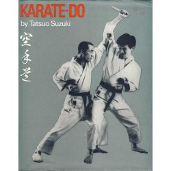 Libro KARATE-DO, by Tatsuo Suzuki, inglese
