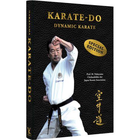 Livre Karate-Do DYNAMIC KARATE, Masatoshi NAKAYAMA, Hardcover, allemagne