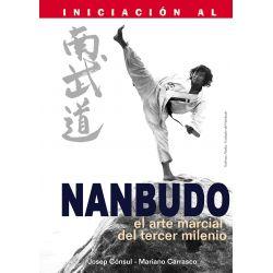 Libro Iniciación al NANBUDO (el arte marcial del tercer milenio), espagnolo