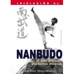 Libro Iniciación al NANBUDO (el arte marcial del tercer milenio), español