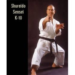 Karategui Shureido Sensei K-10