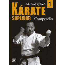 Libro KARATE SUPERIOR M. NAKAYAMA, español Vol.1 Compendio