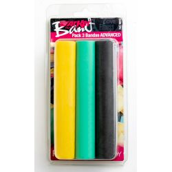Pack 3 bandes élastiques Arkerband Advanced