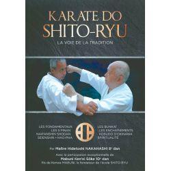 Buch KARATE DO SHITO-RYU La voie de la Tradition, H. Nakahashi / K. Mabuni, französisch