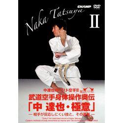 DVD BEST KARATE of NAKA, Tatsuya, Vol.2, englisch