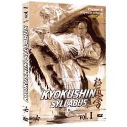 DVD series KYOKUSHINKAI SYLLABUS, Shihan Bertrand Kron, FKOK – VOL.1