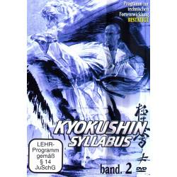 DVD series KYOKUSHINKAI SYLLABUS, Shihan Bertrand Kron, FKOK – VOL.2