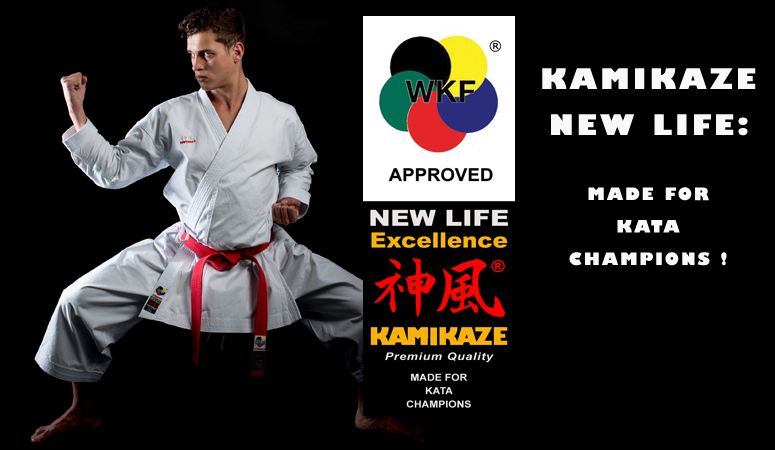 Kamikaze NEW LIFE Excellence - WKF Approved