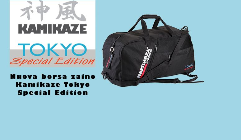 Borsa zaino Kamikaze Tokyo Special Edition 2020