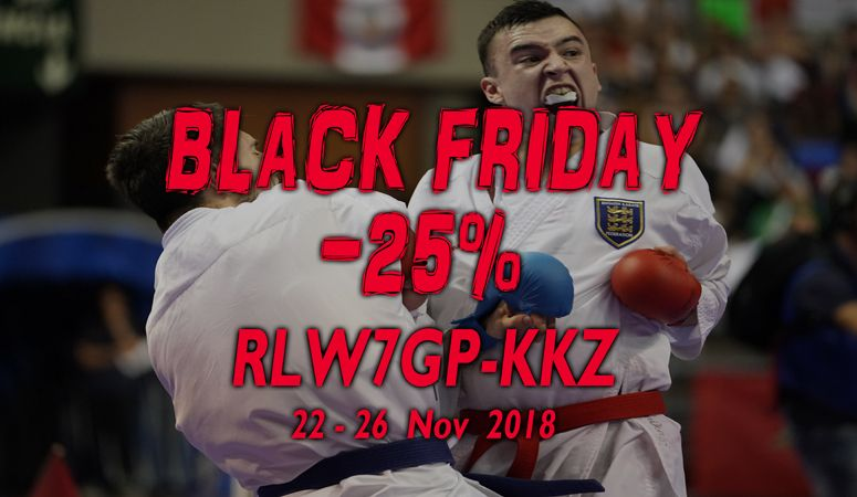 Black Friday Kamikaze 2018 - Código do voucher